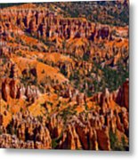 Beautiful Bryce Canyon Metal Print