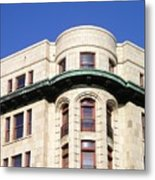 Beautiful Buildings Of Victoria 1 Metal Print