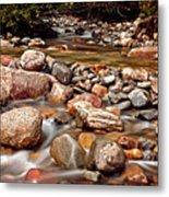 Beautiful Creek Metal Print