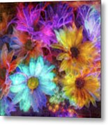 Beautiful Flowers Metal Print