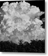 Beautiful Full Cloud Metal Print