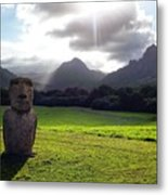 Beautiful Hawaii Metal Print
