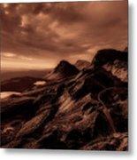 Beautiful Isle Of Skye Metal Print