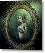 Beautiful Ivy Metal Print