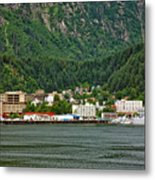 Beautiful Juneau Alaska Metal Print