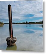 Beautiful Manning Waters 6677 Metal Print