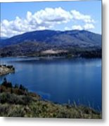 Beautiful Okanagan Valley Metal Print