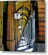 Beautiful Old Architecture Metal Print