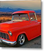 Beautiful Pick Up Truck Metal Print