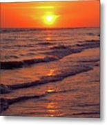 Beautiful Sanibel Sunset Metal Print