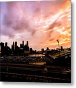 Beautiful Sunset 2 Metal Print