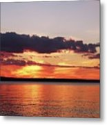 Beautiful Sunset Metal Print
