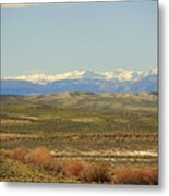 Beautiful Wyoming Metal Print