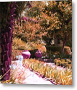 Beauty All Around Metal Print