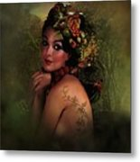 Beauty And Nature Metal Print