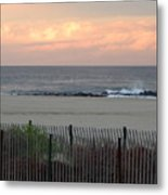 Beauty At The Beach Metal Print
