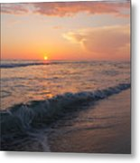 Beauty Before The Sun Metal Print by Jessica Pate