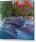 Beauty From Afar Metal Print