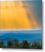 Beauty From The Heavens Metal Print