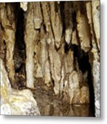 Beauty In The Cave Metal Print