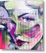 Beauty In Unexpected Places Metal Print