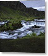 Beauty Is Everywhere In Iceland Metal Print