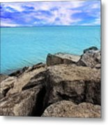 Beauty Is In You Metal Print
