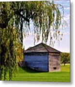 Beauty Of Fort Meigs Metal Print