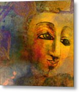 Beauty Personified Metal Print
