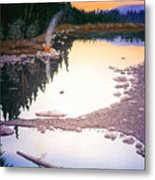 Beaver Creek Metal Print