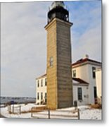 Beavertail Light Metal Print