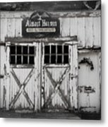 Bed And Breakfast Metal Print