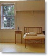 Bed - Infirmary - Fort Larned - Kansas Metal Print