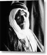 Bedouin Man, C1910 Metal Print