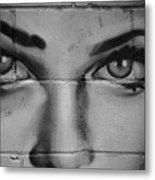 Bedroom Eyes Metal Print