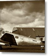 Beechcraft 18 Expeditor Metal Print