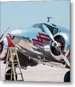 Beechcraft C-45h Metal Print