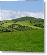 Beecraigs Hills. Metal Print