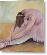 Before The Ballet  Metal Print