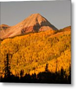 Before The First Snows Metal Print