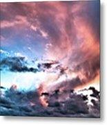 Before The Storm Avila Bay Metal Print