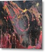 Life Beyond Darkness Metal Print