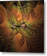 Behold A Universe - Fractal Art Metal Print