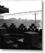 Beijing City 1 Metal Print