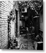 Beijing City 17 Metal Print