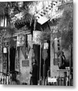 Beijing City 5 Metal Print