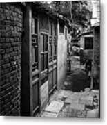 Beijing City 6 Metal Print