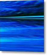 Being There Metal Print