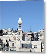 Beit Jala Christian Town Metal Print