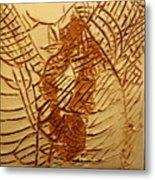 Beleive This - Tile Metal Print